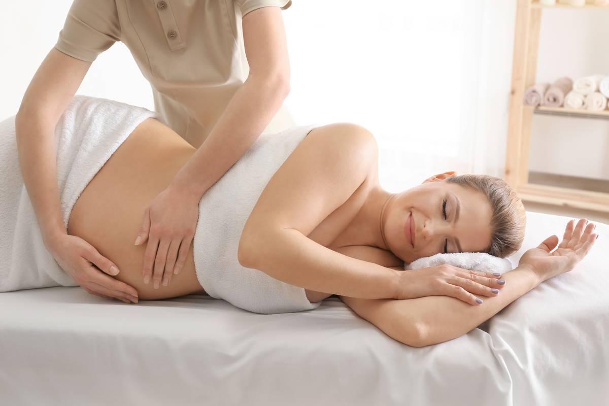 Masaj prenatal | Gaal HairPlay